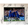 Chelsea FC Framed Photo Mount Multi Signed