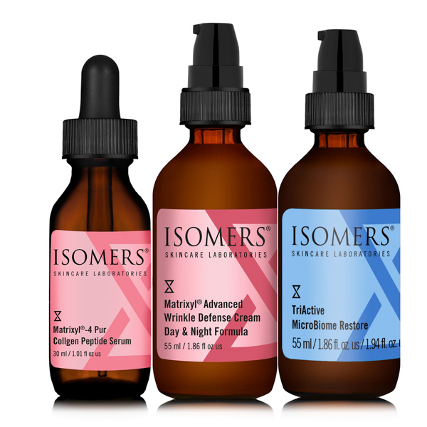 Isomers Matrixyl 3pc Day & Night Collection No Colour