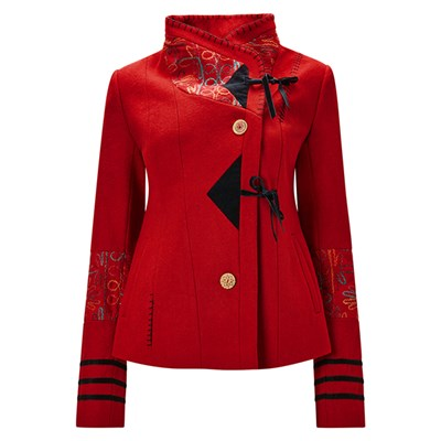 Joe Browns Quirky Embroidered Jacket