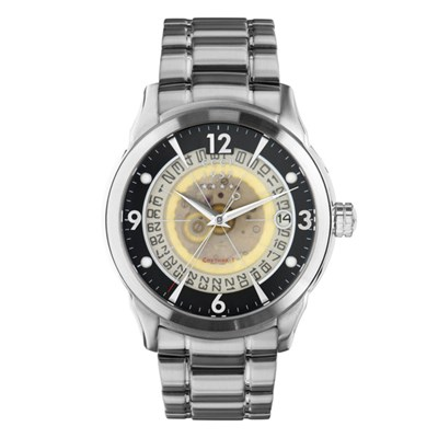 CCCP Gent's Sputnik Slava Automatic Watch with Stainless Steel Bracelet