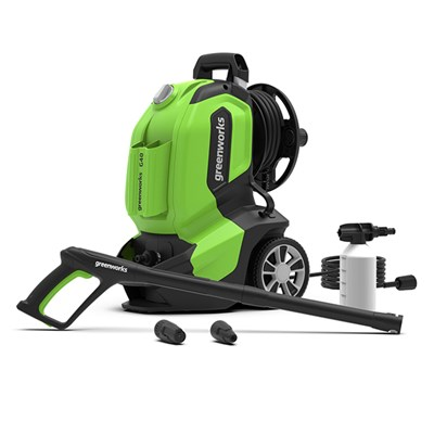 Greenworks G40 135 Bar High Pressure Washer