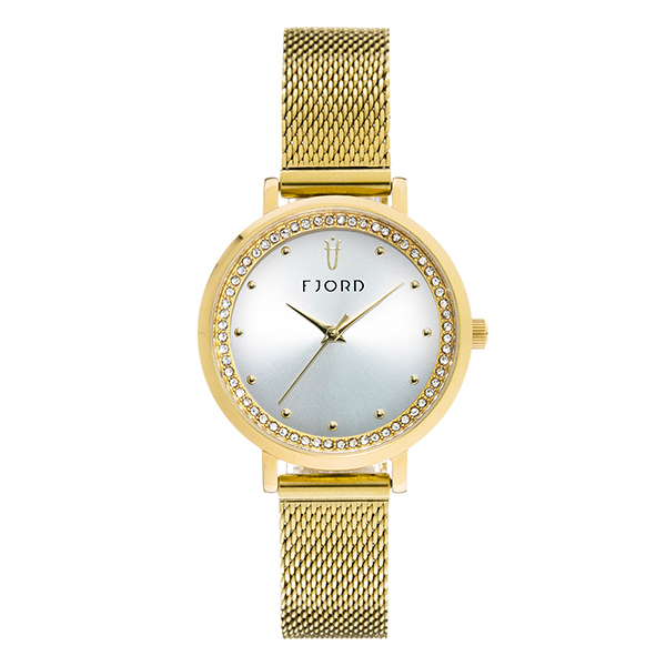 Image of Fjord Birger Ladies' Watch with Milanese Strap