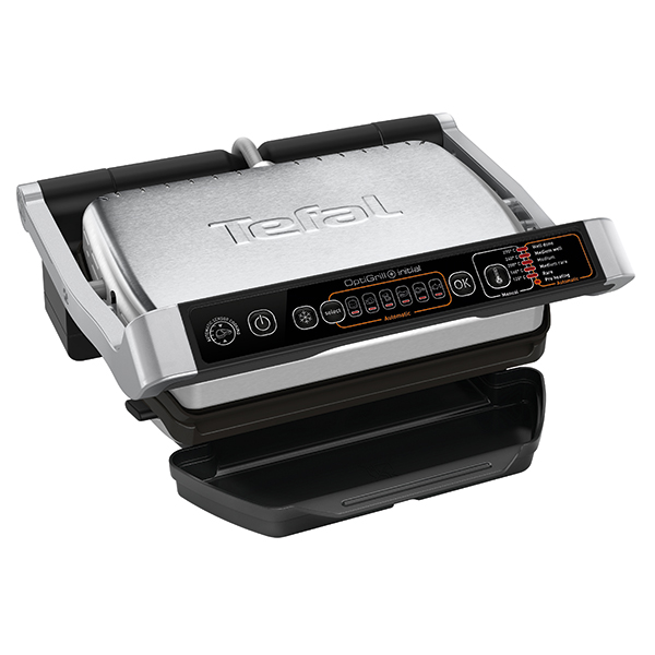 Tefal Optigrill Plus Initial GC706D12 with Cooking Level Indicator No Colour