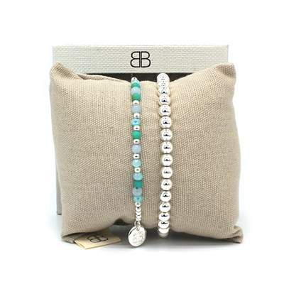 Boho Betty 2 Layer Stack Bracelet
