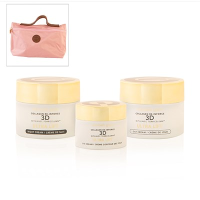 Elizabeth Grant Collagen Re-Inforce 3D 3pc Supersize Collection