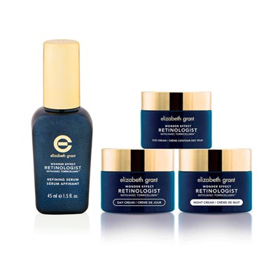 Elizabeth Grant Day and Night Complete Retinologist 4pc Collection