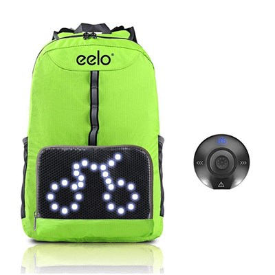 eelo Cyglo Backpack with LED Signal Display