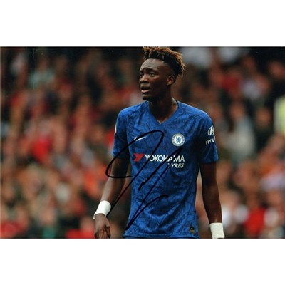 Tammy Abraham Personally Signed Photo