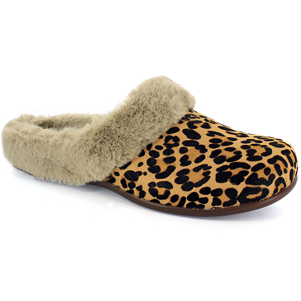 Strive Oslo Slipper Leopard