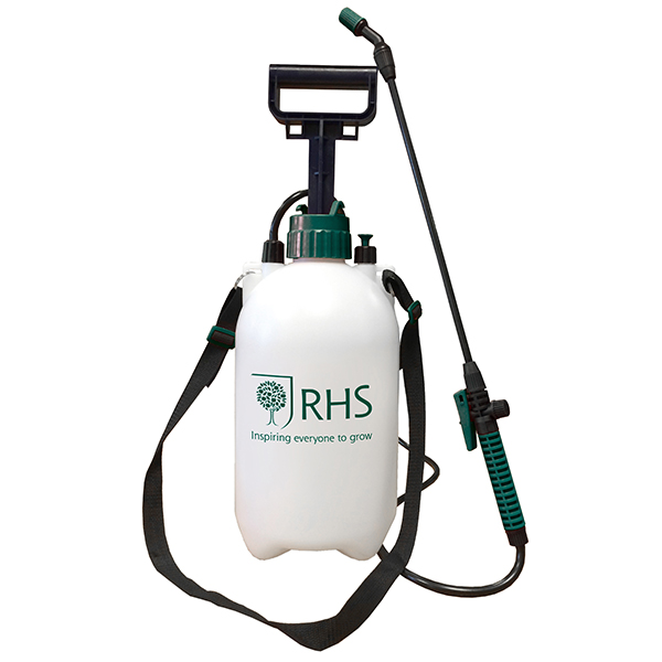 RHS 5L Pressure Sprayer No Colour
