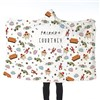 FRIENDS Patterned Adult Hooded Blanket