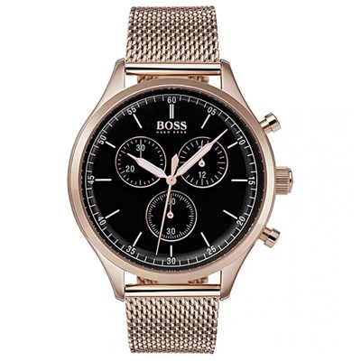 Hugo Boss Gent's Companion Chronograph Watch