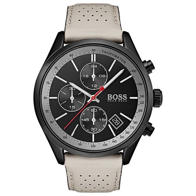 Hugo Boss Gent's Grand Prix Chronograph Watch