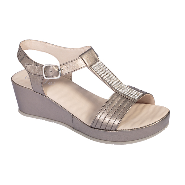 Scholl Catelyn Pewter
