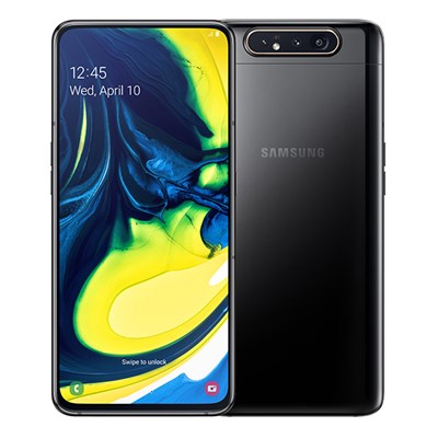 Samsung Galaxy A80 with Triple Rotating Camera SM-A805FZKDBTU