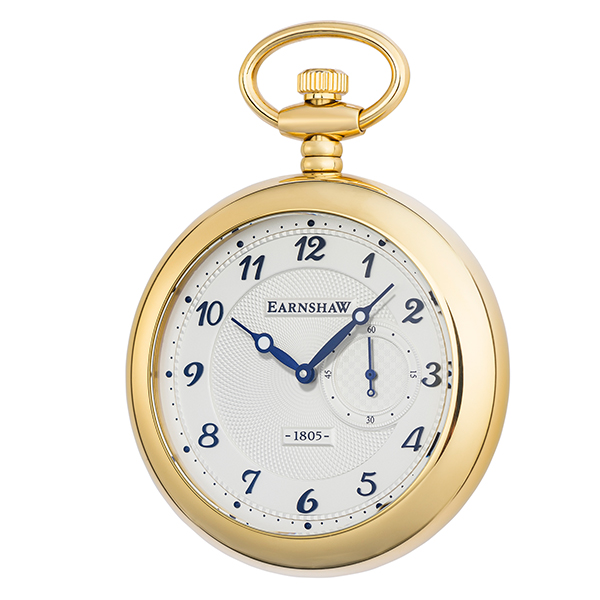 Thomas Earnshaw Pocket Watch Gold