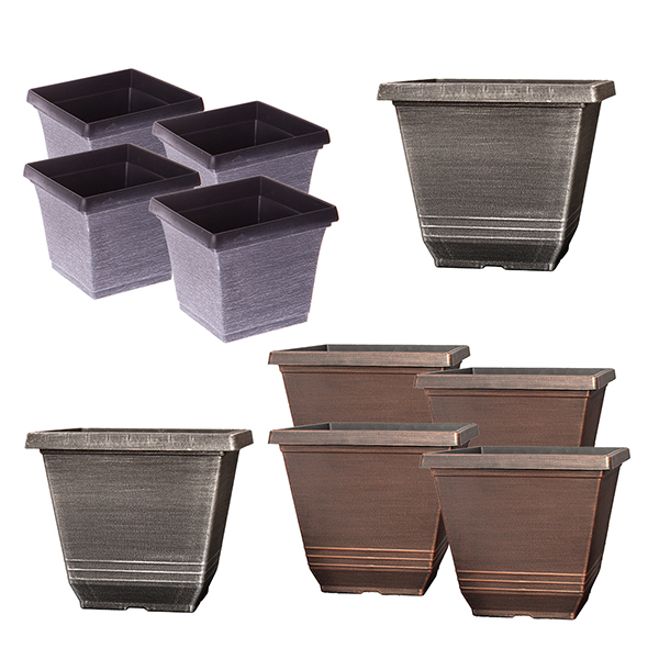 10 Planters for Ten Pounds No Colour