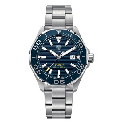 TAG Heuer Gent's Aquaracer Calibre 5 Automatic Watch