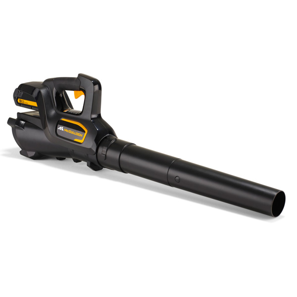 McCulloch MCL140GB 40V Cordless Blower with Battery & Charger No Colour