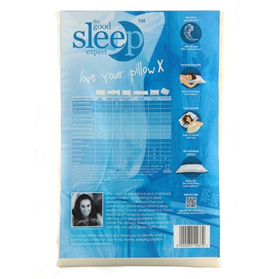 Good Sleep Expert Silk Pillowcase