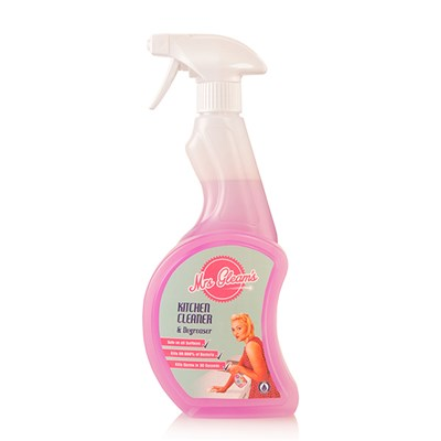 Mrs Gleams Kitchen Cleaner & Degreaser Spray 750ml