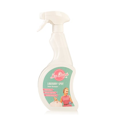 Mrs Gleams Laundry Spot Stain Remover Spray Foam 750ml