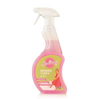 Mrs Gleams Bathroom Cleaner Spray Foam 750ml