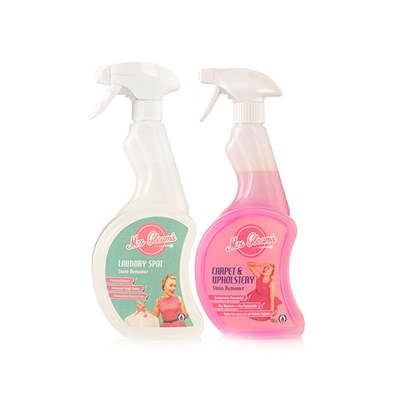 Mrs Gleams Fabric Care Spray Kit