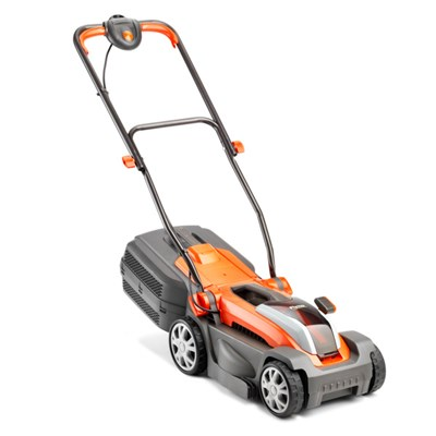 Flymo 40V Cordless Mighti-Mo 300 Li 30cm Lawnmower with 2.0Ah Lithium-ion Battery & Charger