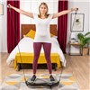 Vibrapower Infinity with Equipment Mat, Resistance Bands and Remote Control