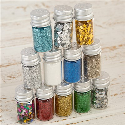 Hunkydory Diamond Sparkles Ultra-Fine Glitter - Christmas Collection