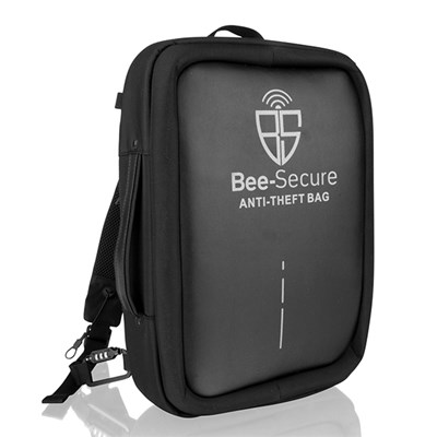 Bee-Secure Anti-Theft Laptop Bag