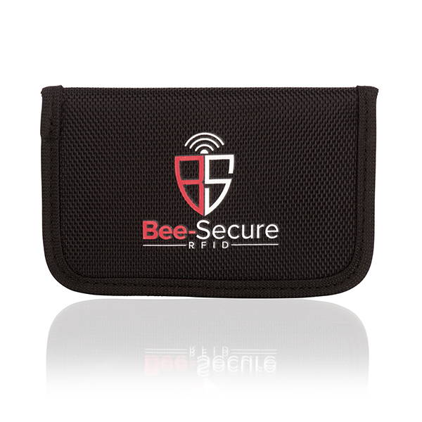 Bee-Secure Key Pouch Polyester Black