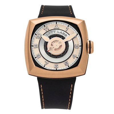 Lytt Labs Gent's Prodigy PVD Inception Rose Gold Watch