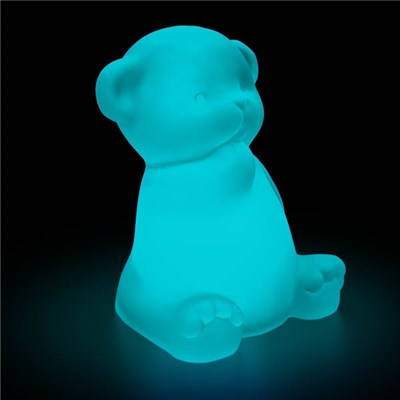 Shimmer Solar Mood Light Bear