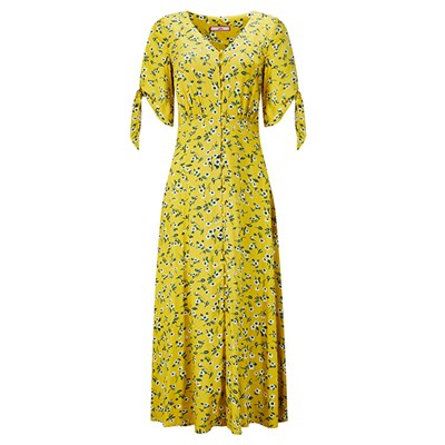 Joe Browns Flattering Floral Dress
