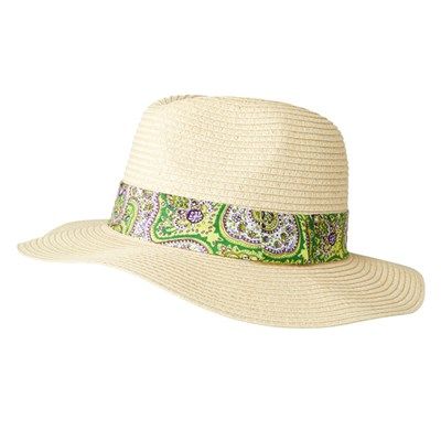 Joe Browns Pretty Paisley Trim Fedora