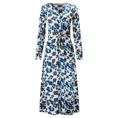 Joe Browns Floral Button Through Dress