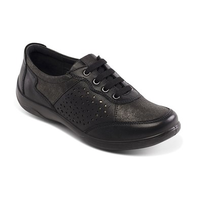 Padders Leather Dual Fit Harp Shoe