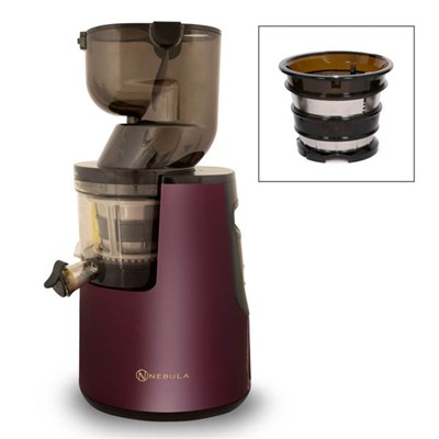 Nebula Grande Cold Juice Press with FREE Sorbet Strainer