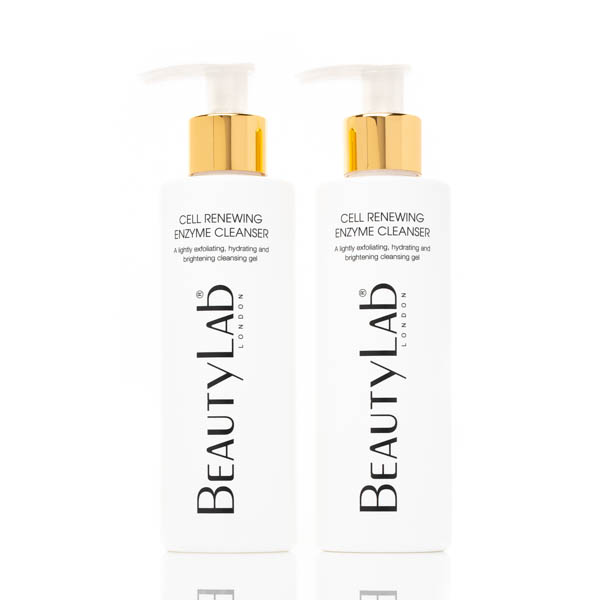 Image of BeautyLab Cell Renewing Daily Cleanser 200ml Twinpack