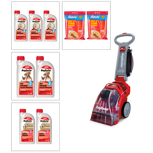 Rug Doctor Deep Carpet Cleaner With