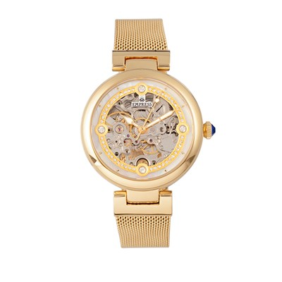 Empress Ladies' Adelaide Automatic Watch with Milanese Bracelet