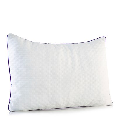 REM-Fit Memory Foam Crumb Pillow