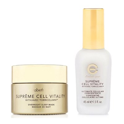 Elizabeth Grant Intense Supreme Recovery Treatment - Overnight Sleep Mask, Ultimate Cellular Concentrate