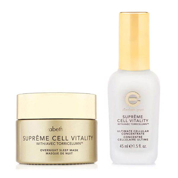 Elizabeth Grant Intense Supreme Recovery Treatment - Overnight Sleep Mask, Ultimate Cellular Concentrate No Colour