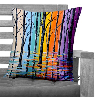 Forests Of Argyle Soft Touch Cushion 45 x 45cm