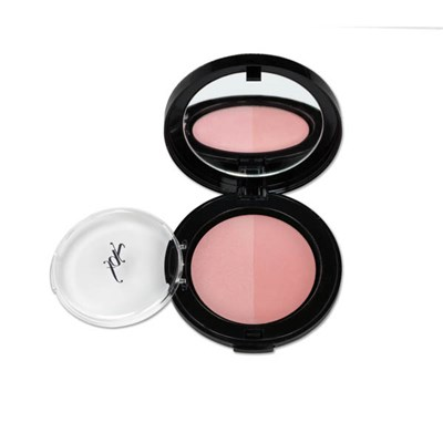 ybf Double Blushing Split Pan (Peachy Peach or Perky Plum) 9g