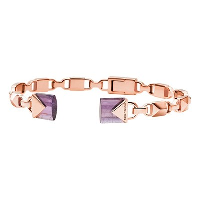 Michael Kors Mercer Link Open Colour Cuff Bracelet
