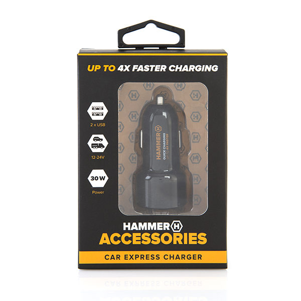 Hammer Car Express Charger No Colour